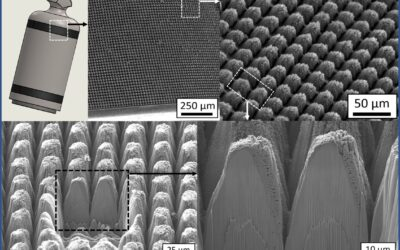 Hierarchically Restructured Titanium Electrodes: A Novel, Low-Cost, High-Performing Platform for Leadless Pacemakers