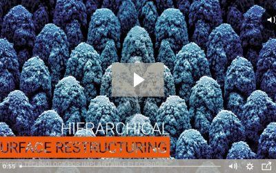 Video Explains the Benefits of Hierarchical Surface Restructuring