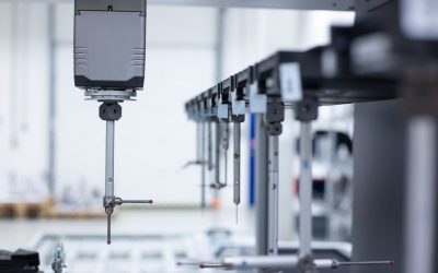 Enhancing Quality Control With New Metrology Equipment and Real-Time SPC
